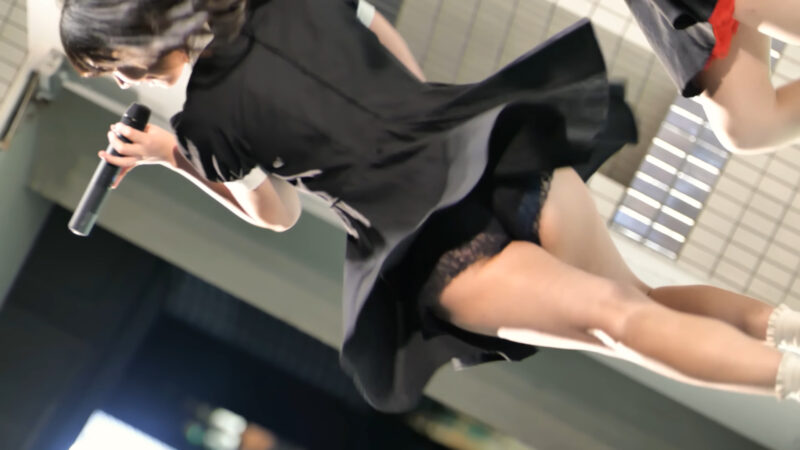 レプスルプス/S1H[4K/60P]アイドル191024 15:21