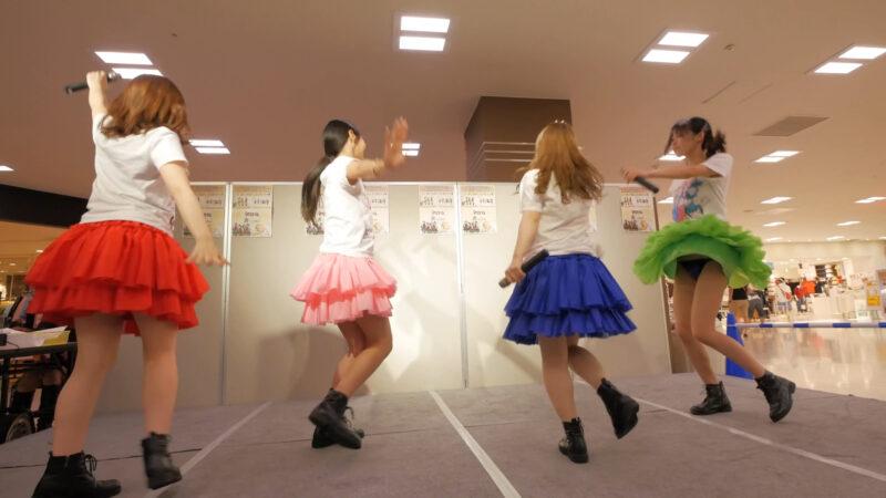 京都flavor「LOVE∞無限大」2部 D'×AnimalBeast presents 集え!Animal Park!! @イオン高槻 01:18