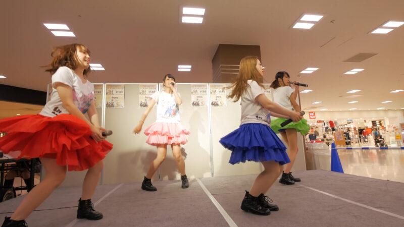京都flavor「LOVE∞無限大」2部 D'×AnimalBeast presents 集え!Animal Park!! @イオン高槻 01:34