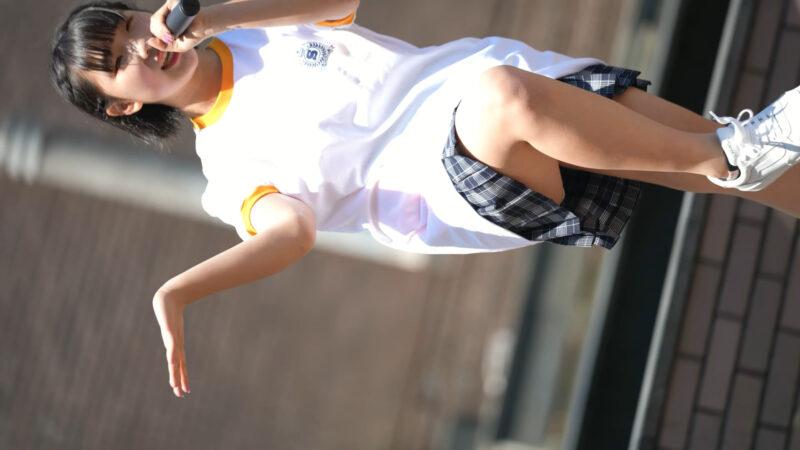 【α7SIII】SAKURA部②/縦動画[4K/60P]駅前アイドル千葉ポートスクエア20210503 02:16