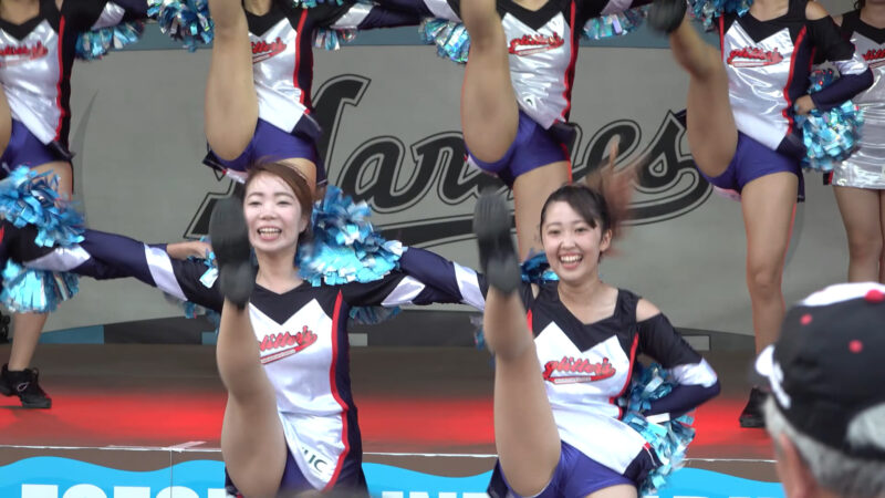 【千葉商科大学】チアダンスチーム☆glitter's(グリッターズ) 06:02