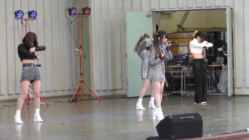 【掲載許可済】⑥みらくる☆ふぉーぜ『idol campus vol.262~アイドルキャンパス上野公園水上音楽堂編~』2021.04.20(Tue.)【動画撮影は本来はNGみたいです】 07:11