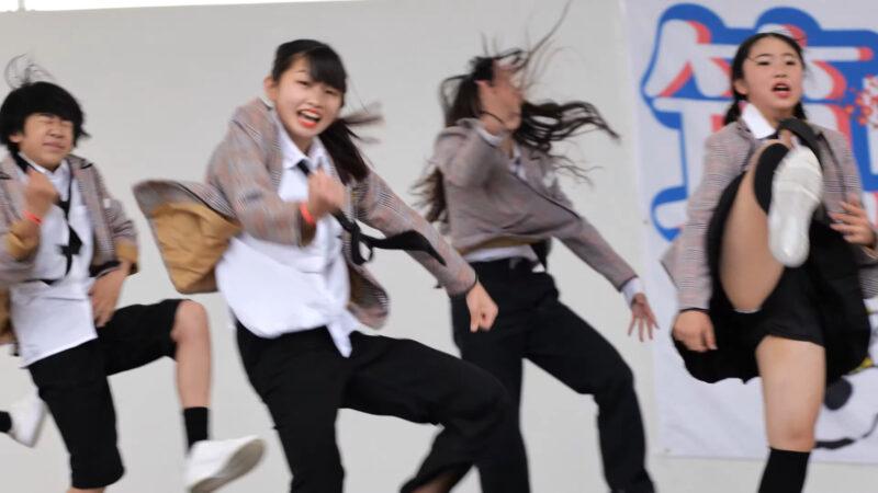 ダンススタジオ ハイスペースラボ ① 00:20