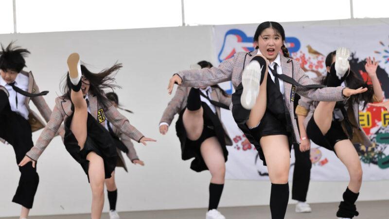ダンススタジオ ハイスペースラボ ① 01:44
