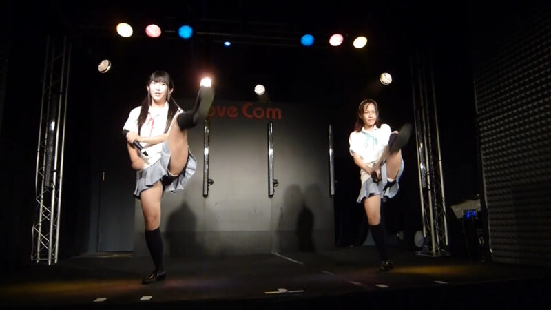 Nep She☆Stasr けいおん部「Don't say lazy」 01:47