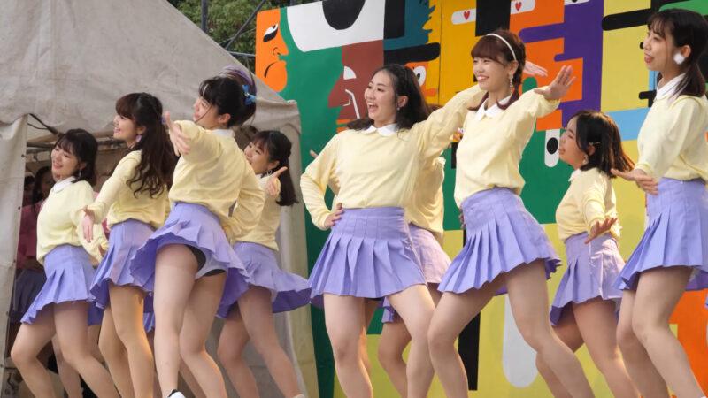 Female college student dance circle② 01:52