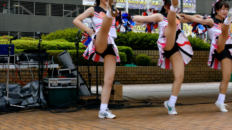 Cherries(チェリーズ)チアダンス  2017/7/15 02:04