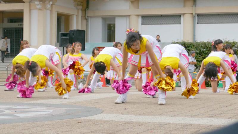 チア cheer dance チアパフォーマンス1 02:32