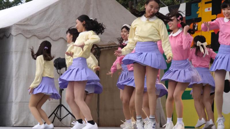 Female college student dance circle② 02:43