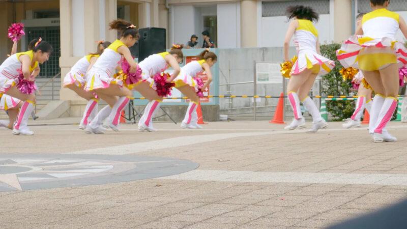 チア cheer dance チアパフォーマンス1 03:21