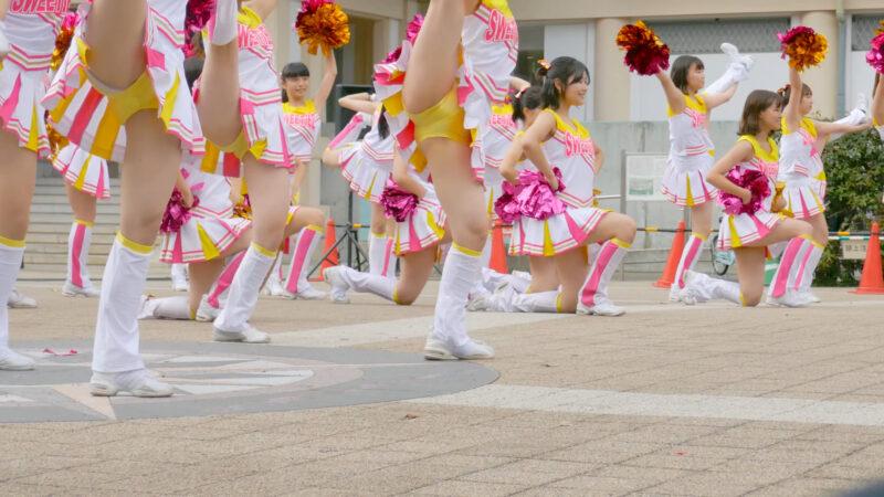 チア cheer dance チアパフォーマンス1 04:29