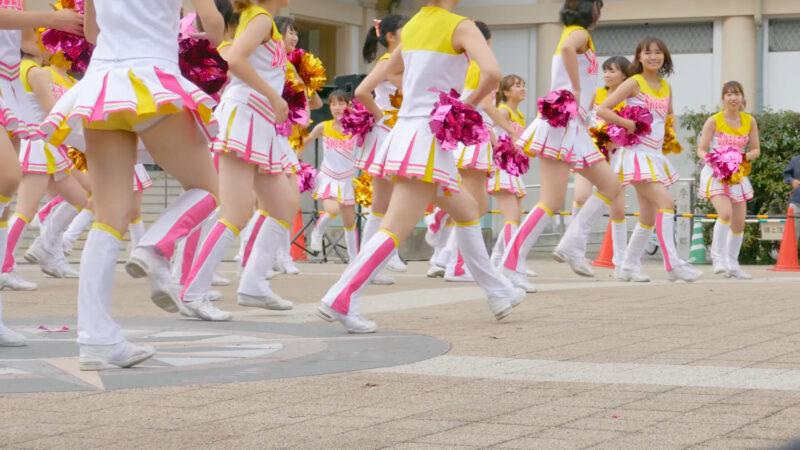 チア cheer dance チアパフォーマンス1 04:32