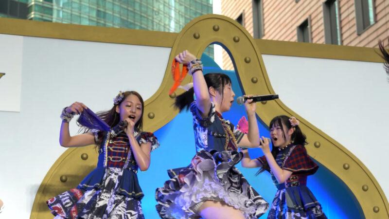 【4K/α7Rⅲ】Re☆Sta/リスタ/愛知県名古屋市代表(Japanese idol group Re☆Sta) 汐留ロコドル甲子園2019 準決勝第1試合 2019年7月27日(土) 19:16