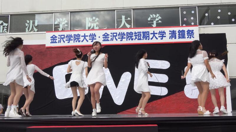 【4K】20181013 ほくりくアイドル部「清鐘祭2018」in石川県金沢市・金沢学院大学 0:12:25
