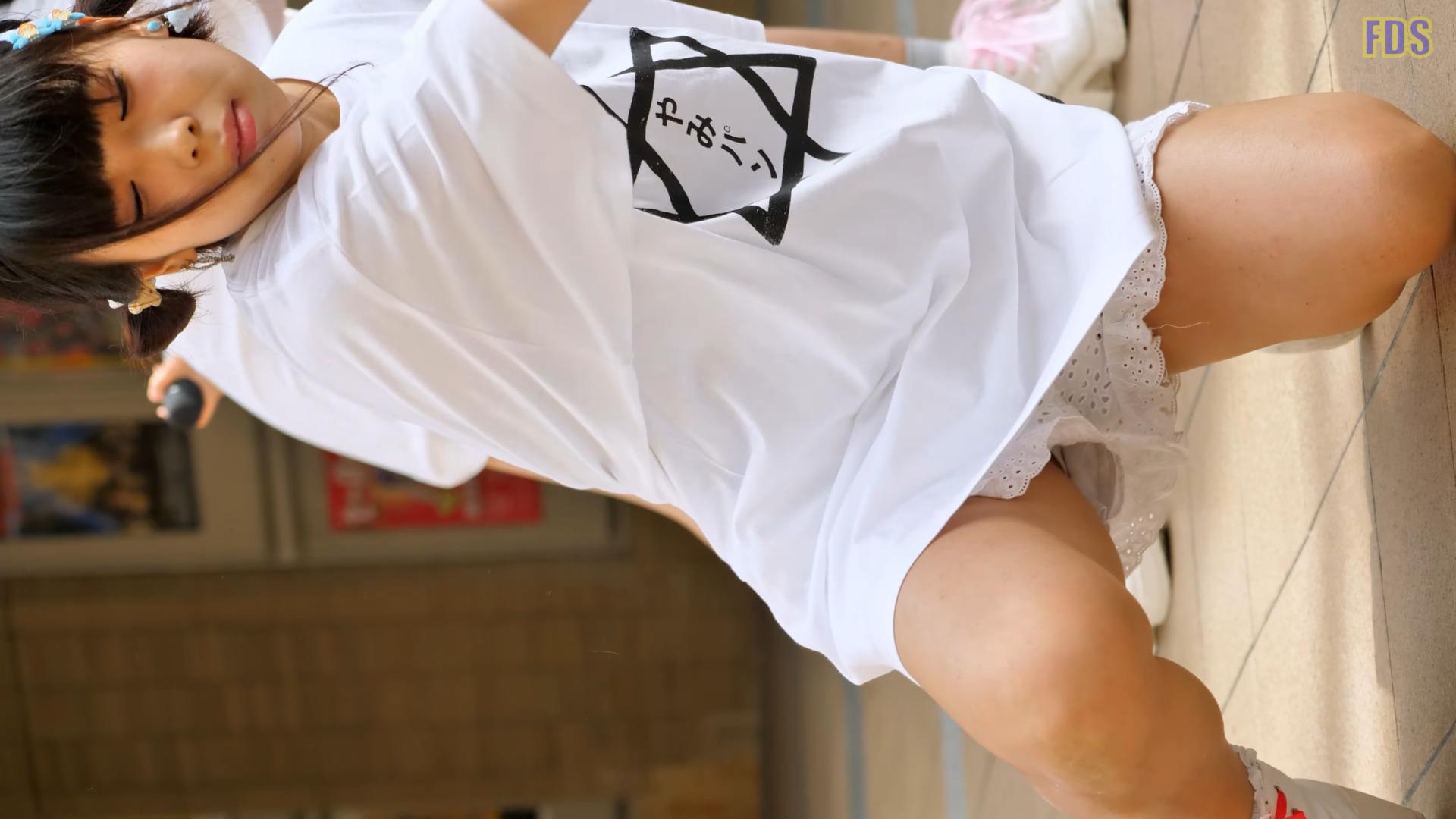 やみやみパンダ 病みかわいいアイドル 「瞳ノ行末」 Japanese girls Idol group [4K] 01:47