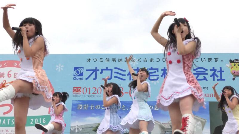 フルーレット 【Oh!パッツンDAY】 みなくさまつり2016 02:16