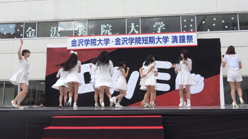 【4K】20181013 ほくりくアイドル部「清鐘祭2018」in石川県金沢市・金沢学院大学 0:22:33