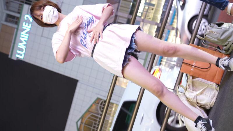 【4K/60Pa7SⅢ】雨上がりのラプソディ 路上ライブ新宿東南口 2021/06/17 07:06
