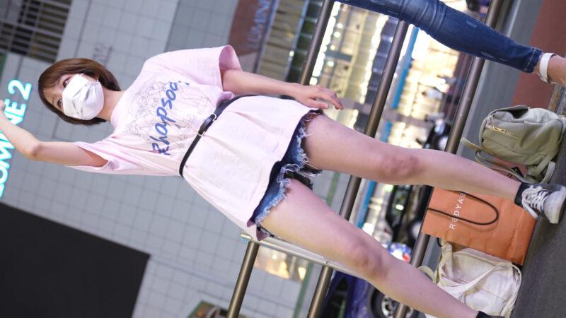 【4K/60Pa7SⅢ】雨上がりのラプソディ 路上ライブ新宿東南口 2021/06/17 07:40