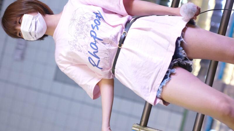 【4K/60Pa7SⅢ】雨上がりのラプソディ 路上ライブ新宿東南口 2021/06/17 09:20