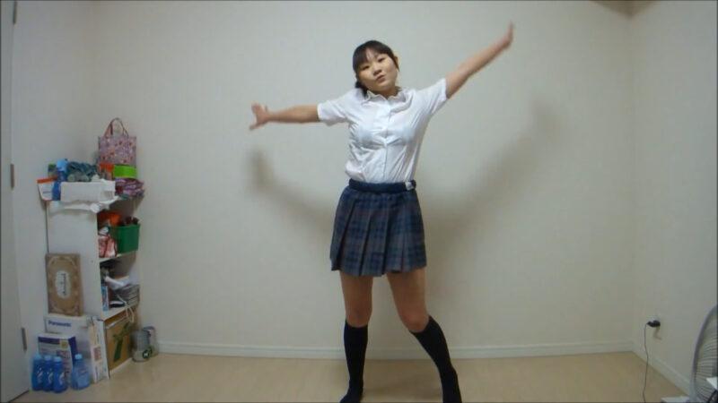 【SプリED】ワンダフル↑パワフル↑ミュージック!! 踊ってみた【ゆうな】 00:05