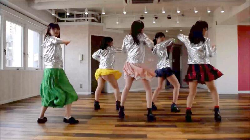 【℃-ute】Love take it all 踊ってみた【ババペデ】 00:16
