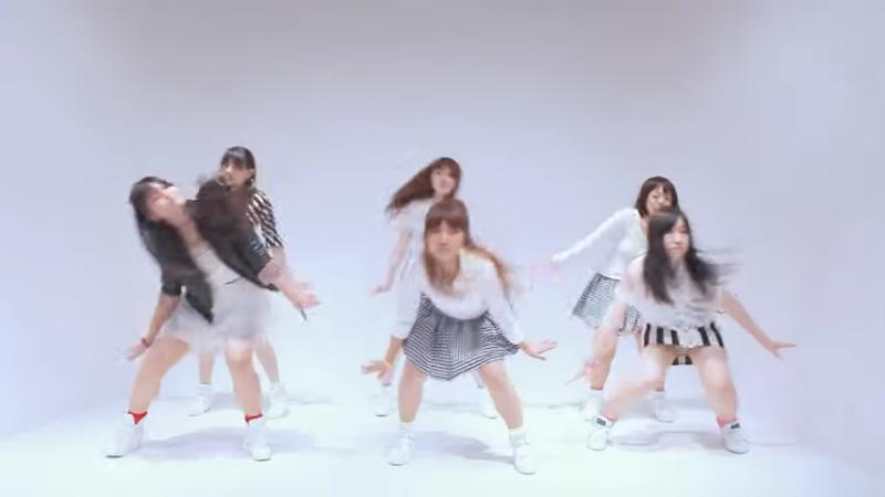 【nicopi☆】Juice=Juice 私が言う前に抱きしめなきゃね【dance cover】 01:50