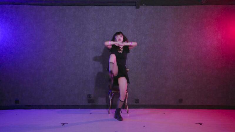 【アイリス】キュートなカノジョ syudou 踊ってみた 01:54