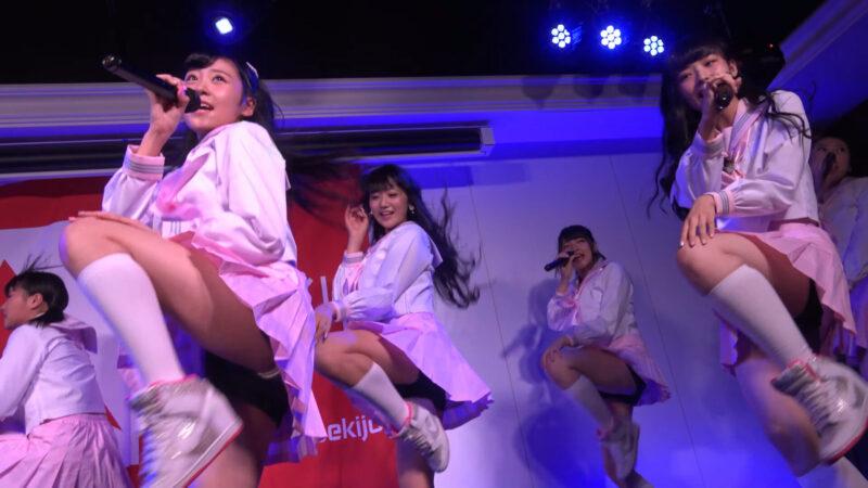 ピンク・ベイビーズ 東京アイドル劇場 20160731 02:21