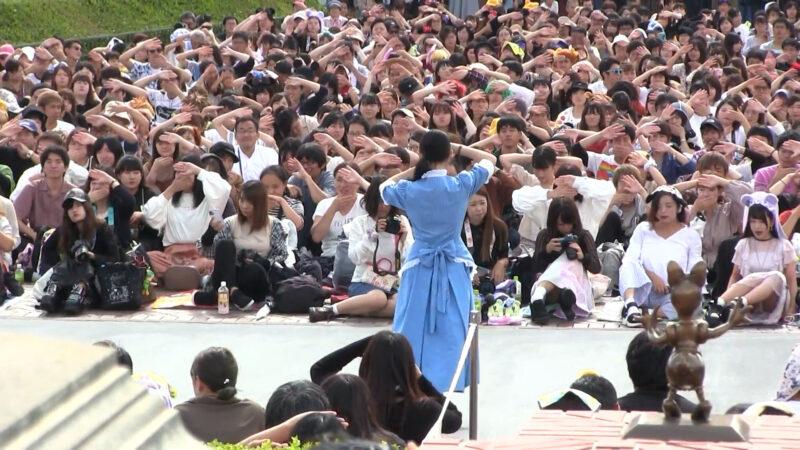 """2019.09.29劇カワ!スプーキー""""Boo!""""パレードダンスレクチャー 03:50"""