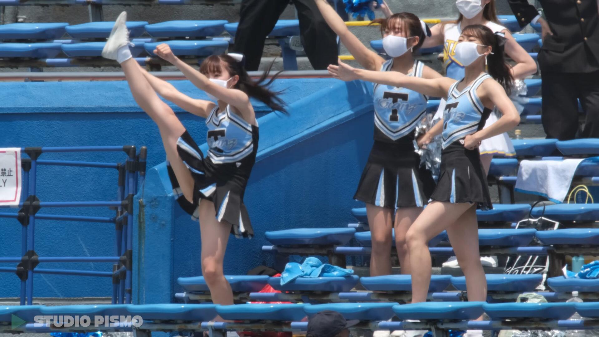 UHD 2021春季リーグ戦 第7週2回戦【東京大学 8回裏】闘魂は〜 04:48