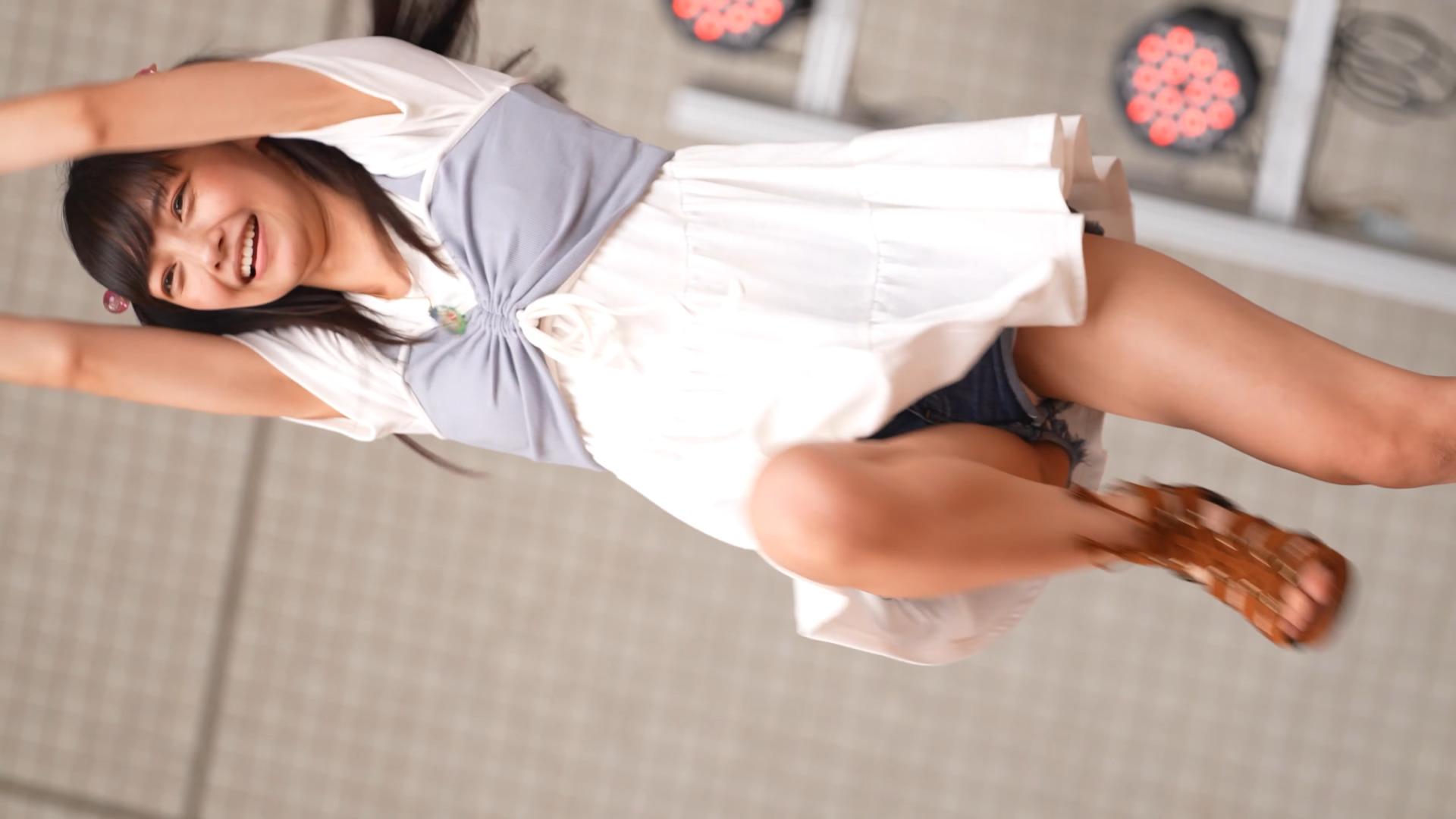 【4K/60P/a7SⅢ】松山あおい アイドルステーションvol.4~女神達と梅雨を吹き飛ばせ!②~稲毛海岸野外音楽堂 2021/06/20 05:18