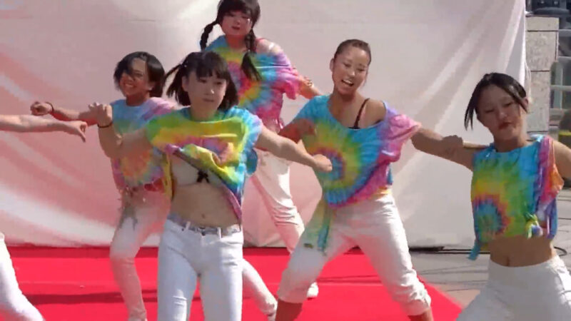千葉学芸高校 ダンス部 02:30