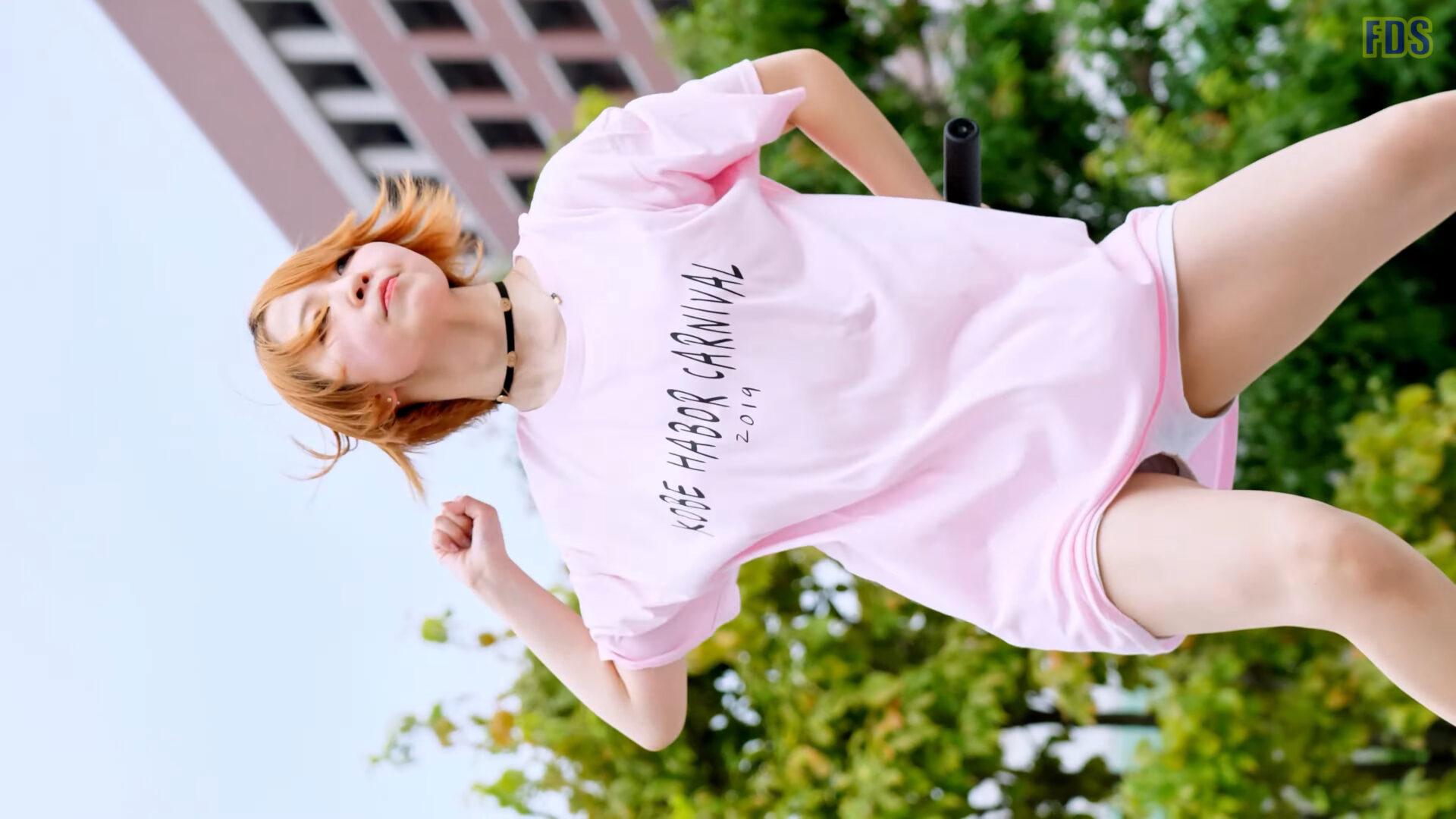 民謡女子ハピネス組 アイドル 『コキリコ節』 Japanese girls Idol group [4K] 02:41