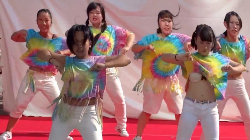 千葉学芸高校 ダンス部 04:00
