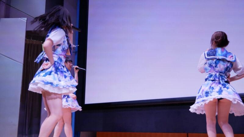 東京flavor ノーカット固定カメラ @渋谷アイドル劇場 18:36