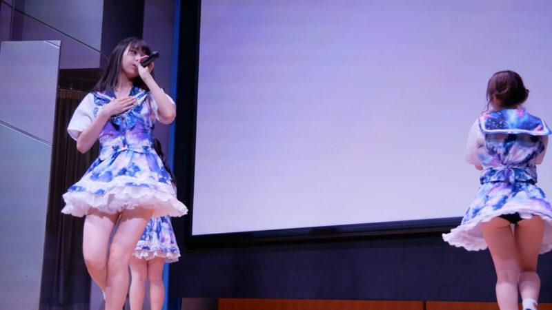 東京flavor ノーカット固定カメラ @渋谷アイドル劇場 18:53