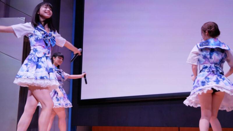 東京flavor ノーカット固定カメラ @渋谷アイドル劇場 19:31