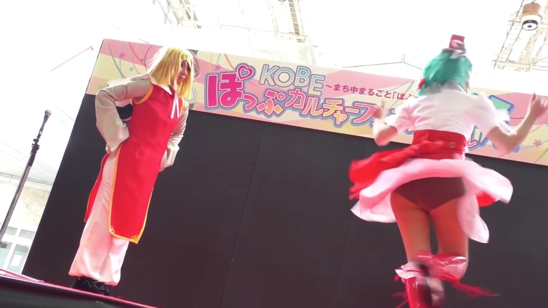 大宙さや×DJコイケ「ビバハピ」KOBEぽっぷカルチャーフェスティバル4th・KOBE pop culture festival 4th 00:49-001